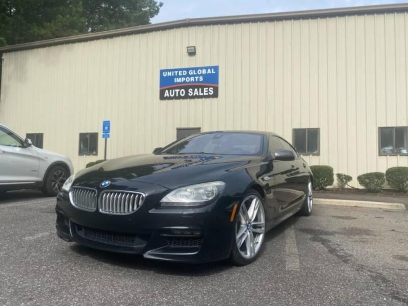 2015 BMW 6 Series for sale in Cumming, GA