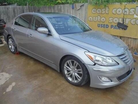 2012 Hyundai Genesis for sale at East Coast Auto Source Inc. in Bedford VA