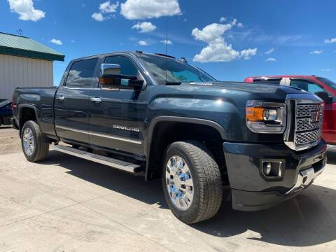2019 GMC Sierra 2500HD for sale at FAST LANE AUTOS in Spearfish SD