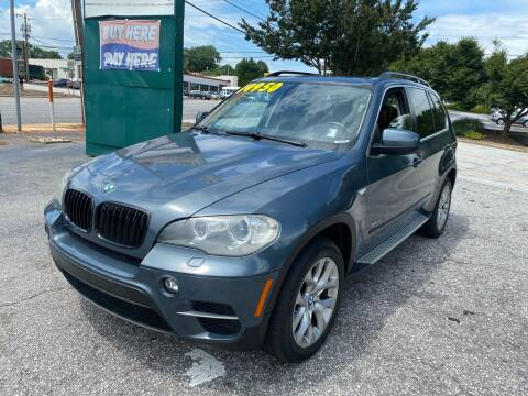 2012 BMW X5 for sale at Import Auto Mall in Greenville SC