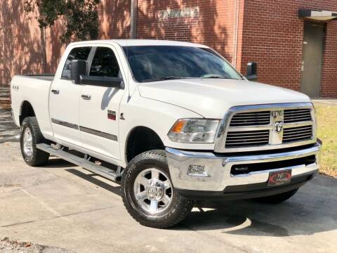 2012 RAM Ram Pickup 2500 for sale at Unique Motors of Tampa in Tampa FL
