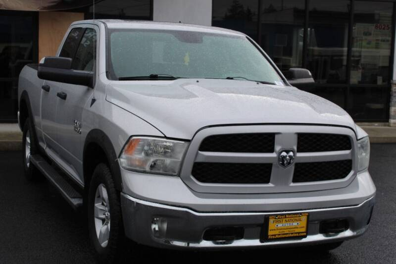 2013 RAM Ram Pickup 1500 for sale at First National Autos in Lakewood WA