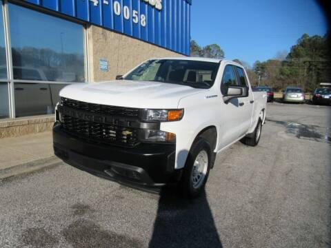 2019 Chevrolet Silverado 1500 for sale at Southern Auto Solutions - 1st Choice Autos in Marietta GA