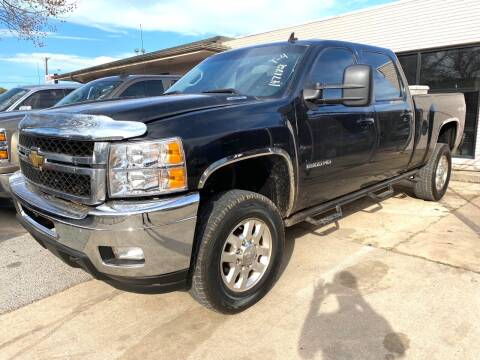 2011 Chevrolet Silverado 2500HD for sale at Car Gallery in Oklahoma City OK