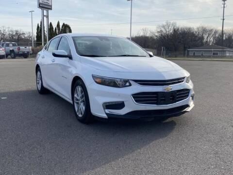 2018 Chevrolet Malibu for sale at Betten Baker Preowned Center in Twin Lake MI