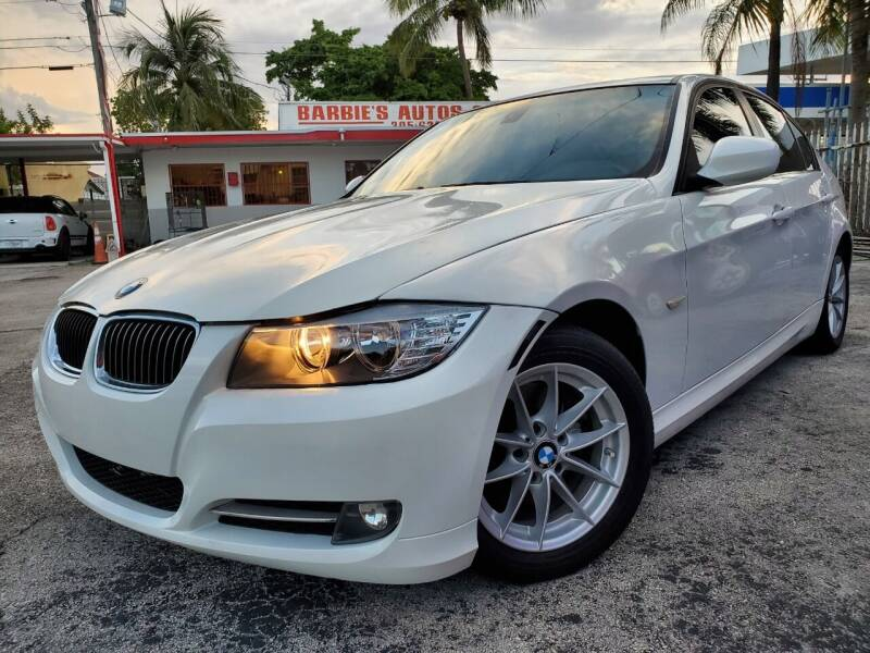 2011 BMW 3 Series for sale at Barbie's Autos Corp in Miami FL