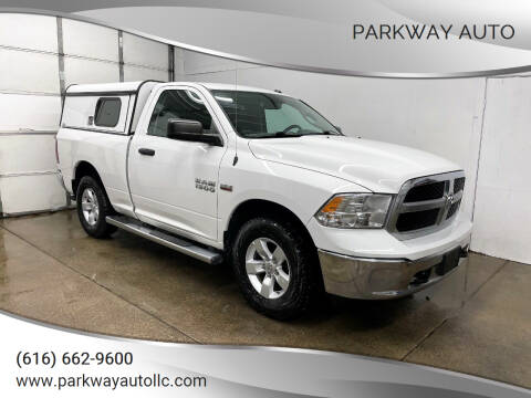 2014 RAM Ram Pickup 1500 for sale at PARKWAY AUTO in Hudsonville MI