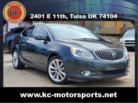 2016 Buick Verano for sale at KC MOTORSPORTS in Tulsa OK