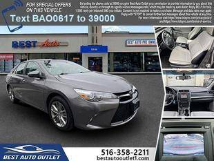 2017 Toyota Camry for sale at Best Auto Outlet in Floral Park NY