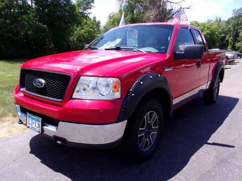 2005 Ford F-150 for sale at American Auto Sales in Forest Lake MN