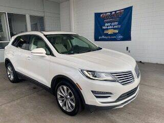 2017 Lincoln MKC for sale at GRAFF CHEVROLET BAY CITY in Bay City MI