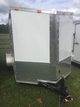 2020 New Cynergy 6x10 Basic Enclo Trailer for sale at Tripp Auto & Cycle Sales Inc in Grimesland NC