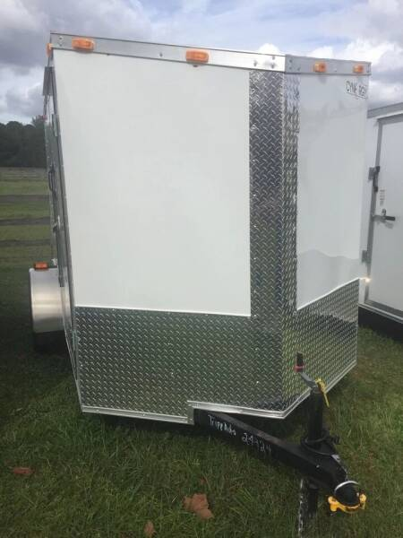 2021 New Cynergy 6x10 Basic Enclo Trailer for sale at Tripp Auto & Cycle Sales Inc in Grimesland NC