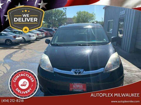2009 Toyota Sienna for sale at Autoplex in Milwaukee WI