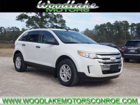 2011 Ford Edge for sale at WOODLAKE MOTORS in Conroe TX