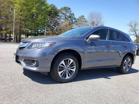 2017 Acura RDX for sale at Southern Auto Solutions - Acura Carland in Marietta GA