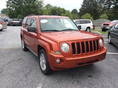 2010 Jeep Patriot for sale at Lancaster Auto Detail & Auto Sales in Lancaster PA