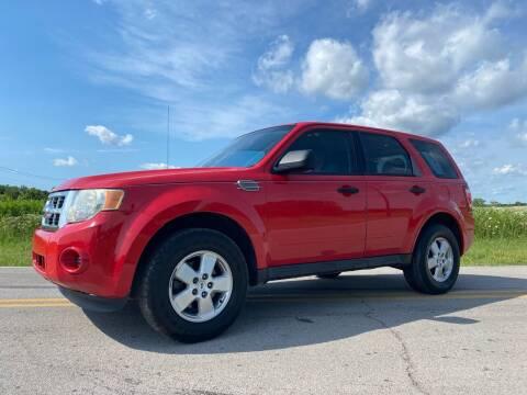2009 Ford Escape for sale at ILUVCHEAPCARS.COM in Tulsa OK