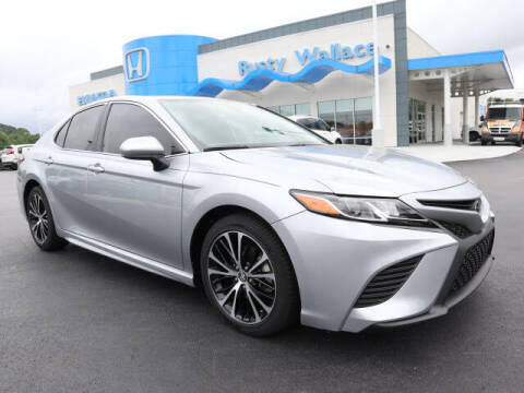 2020 Toyota Camry for sale at RUSTY WALLACE HONDA in Knoxville TN