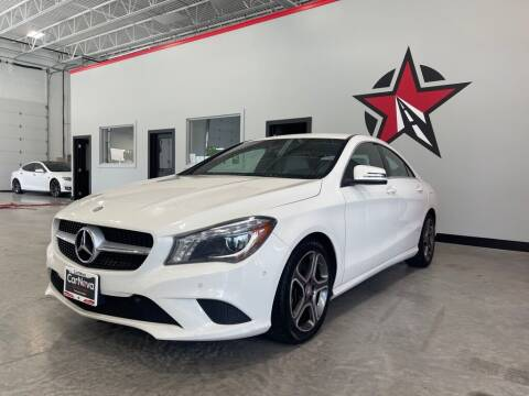 2014 Mercedes-Benz CLA for sale at CarNova - Shelby Township in Shelby Township MI