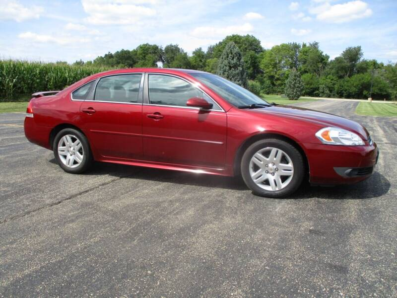 2011 Chevrolet Impala for sale in Tremont, IL