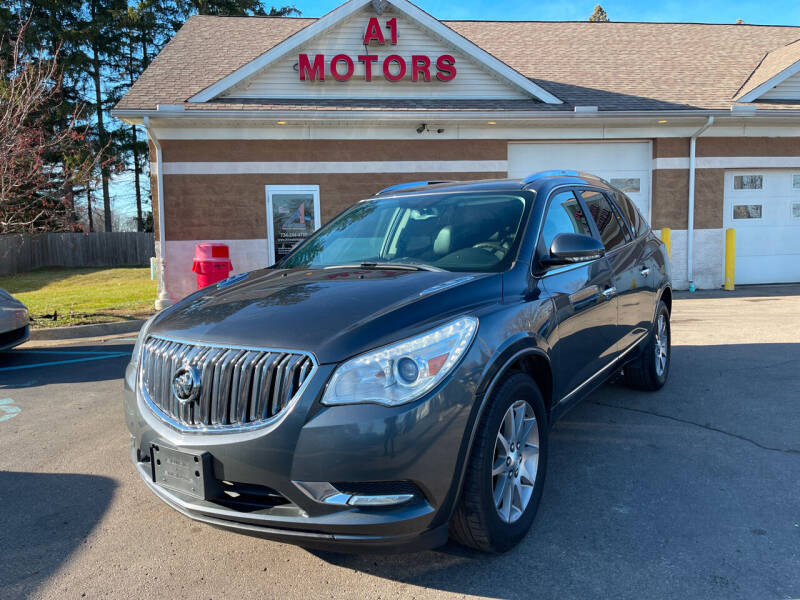2014 Buick Enclave for sale at A 1 Motors in Monroe MI