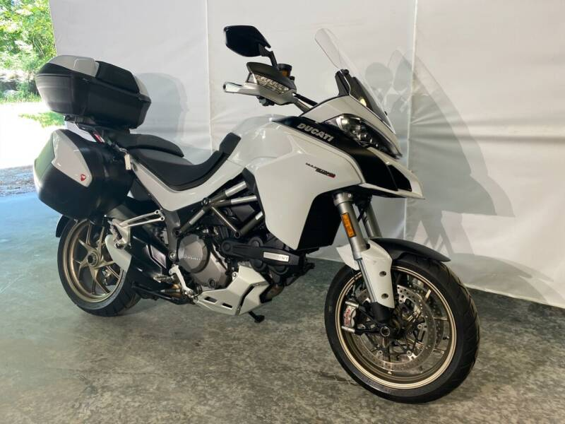 2018 Ducati Multistrada 1260 S Touring for sale at Kent Road Motorsports in Cornwall Bridge CT