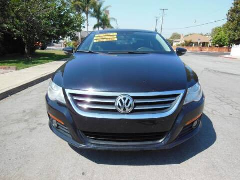 2010 Volkswagen CC for sale at Top Notch Auto Sales in San Jose CA