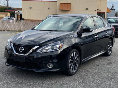 2017 Nissan Sentra for sale at MAGIC AUTO SALES - Magic Auto Prestige in South Hackensack NJ