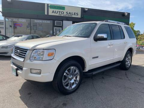2007 Ford Explorer for sale at Wakefield Auto Sales of Main Street Inc. in Wakefield MA