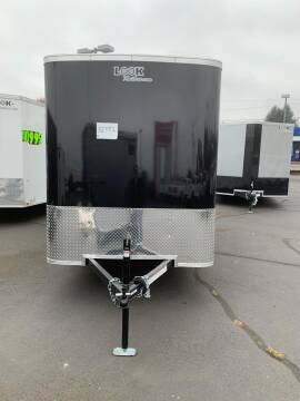 2021 Look Cargo Trailers LSCAA6.0X12S12FC for sale at Siamak's Car Company llc in Salem OR