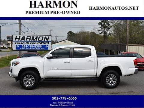 2017 Toyota Tacoma for sale at Harmon Premium Pre-Owned in Benton AR