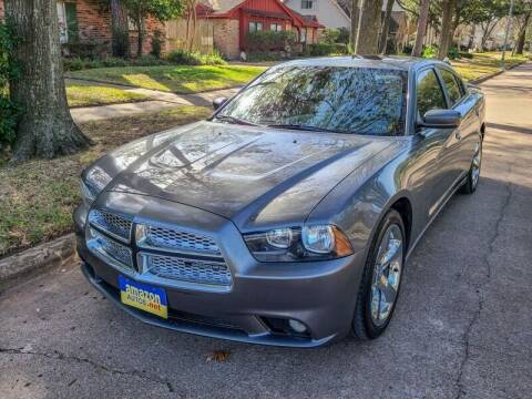 2012 Dodge Charger for sale at Amazon Autos in Houston TX