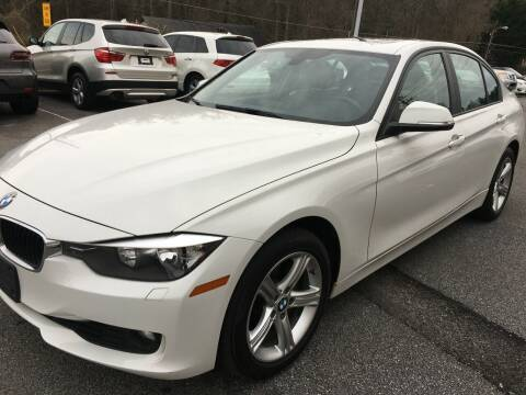 2014 BMW 3 Series for sale at Highlands Luxury Cars, Inc. in Marietta GA