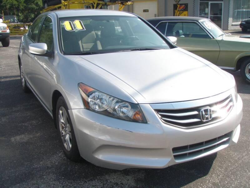 2011 Honda Accord for sale at Autoworks in Mishawaka IN