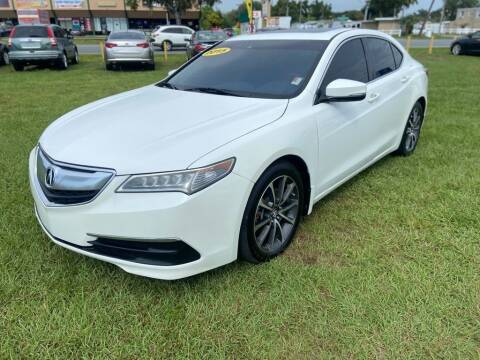 2015 Acura TLX for sale at Unique Motor Sport Sales in Kissimmee FL