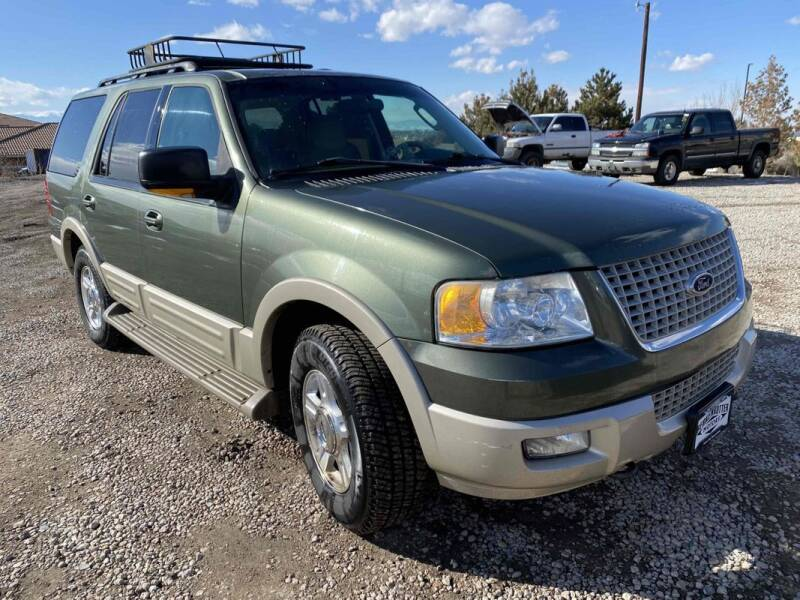 2005 Ford Expedition for sale at BERKENKOTTER MOTORS in Brighton CO