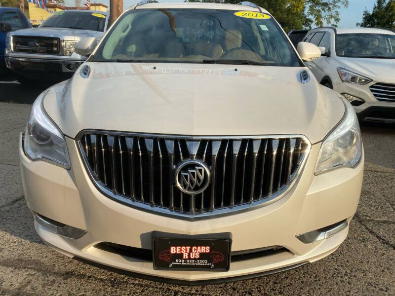 2013 Buick Enclave for sale at Best Cars R Us in Plainfield NJ