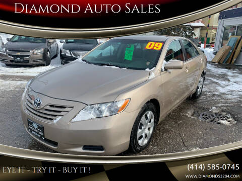 2009 Toyota Camry for sale at Diamond Auto Sales in Milwaukee WI