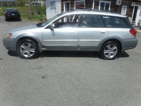 2007 Subaru Outback for sale at Trade Zone Auto Sales in Hampton NJ