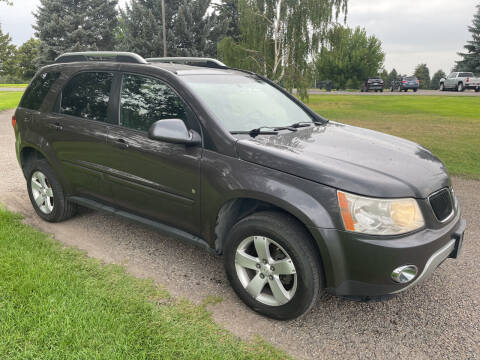 2007 Pontiac Torrent for sale at BELOW BOOK AUTO SALES in Idaho Falls ID