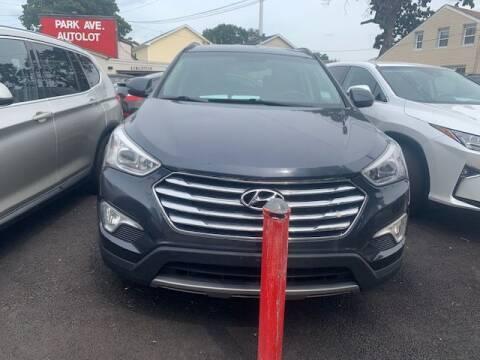 2015 Hyundai Santa Fe for sale at Park Avenue Auto Lot Inc in Linden NJ