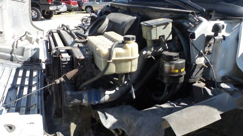 2003 Chevrolet C4500 4X2 2dr Regular Cab - Fort Myers FL