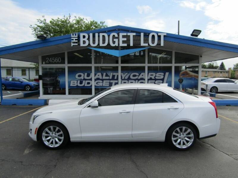 2017 Cadillac ATS for sale at THE BUDGET LOT in Detroit MI