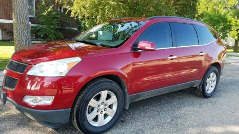 2012 Chevrolet Traverse for sale at GBS Sales in Great Bend ND
