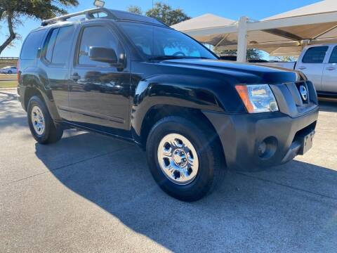 2008 Nissan Xterra for sale at Thornhill Motor Company in Hudson Oaks, TX