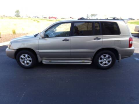 2004 Toyota Highlander for sale at West End Auto Sales LLC in Richmond VA