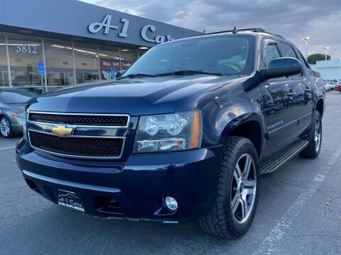 2007 Chevrolet Avalanche for sale at A1 Carz, Inc in Sacramento CA
