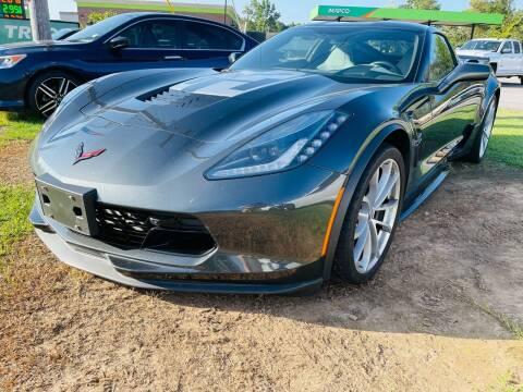 2019 Chevrolet Corvette for sale at BRYANT AUTO SALES in Bryant AR