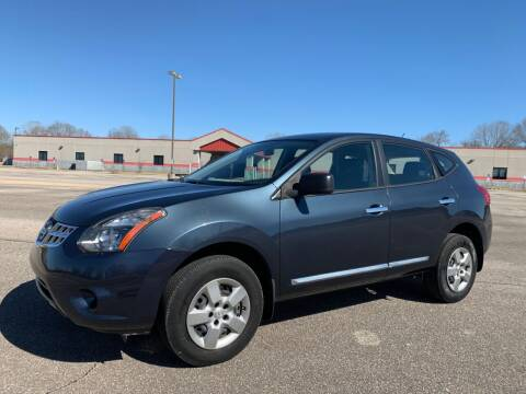 2014 Nissan Rogue Select for sale at LAMB MOTORS INC in Hamilton AL
